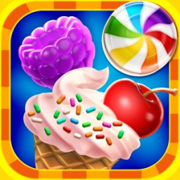 Ice Cream Blast App by Arkadium Games