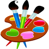Painting and drawing for kids App by Coloring Games