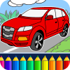 Cars App by Coloring Games