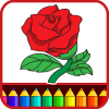 Valentines love coloring book App by Coloring Games
