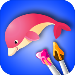 Coloring Book for Kids: Animal App by Doodle Joy Studio