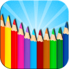 Coloring Book app by Doodle Joy Studio