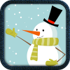 Kids Paint Christmas Cards app by Doodle Joy Studio
