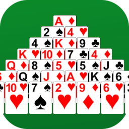 Pyramid Solitaire App by Harpan LLC