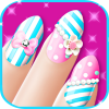 Nail Salon app by Libii