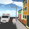 Ambulance Cartoon Simulator app by Mister Fresh Magic
