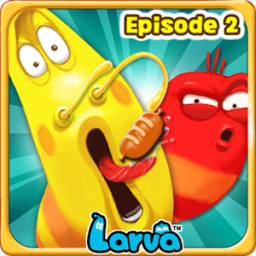 Larva Heroes : Episode2 App by Mr Games