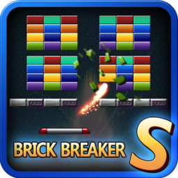 Brick Breaker S App by Mr Games