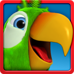Talking Pierre the Parrot App by Outfit7