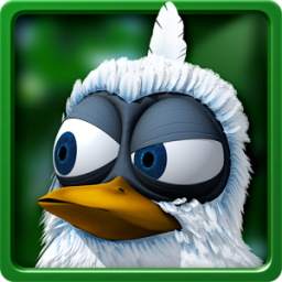 Talking Larry the Bird App by Outfit7