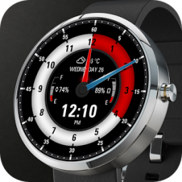 Booster Watch Face App by RichFace
