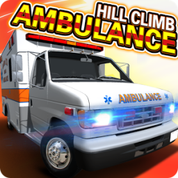 Hill Climb Ambulance Rescue App by TrimcoGames