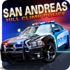 San Andreas Hill Climb Police App by TrimcoGames