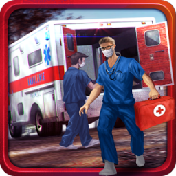 Impossible City Ambulance SIM App by TrimcoGames