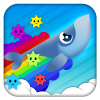Whale Trail Frenzy App by ustwo
