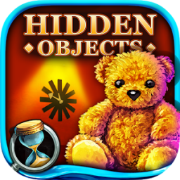 Hidden Objects Story - Toy Box App by Big Bear Entertainment