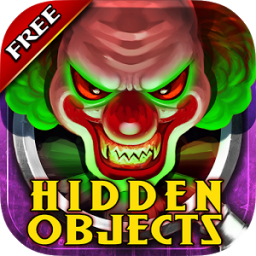 Hidden Object Fun Park Murder App by Big Bear Entertainment