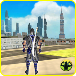 City Samurai Warrior App by CTL Gamez