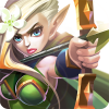 Magic Rush: Heroes App by Elex