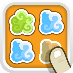 Cloud Maze - Match the Pattern App by Epic Pixel LLC