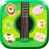 Baby Guitar Musical Game App by Fun Baby Apps