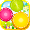 Baby Drums Musical Game App by Fun Baby Apps