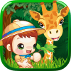 Baby Explore Zoo Animals Free! app by Fun Baby Apps