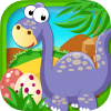 Baby Dinosaur Educational Game App by Fun Baby Apps