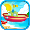 Baby Go Sailing Role Play Boat app by Fun Baby Apps