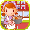 Kids Kitchen Free Cooking Game app by Fun Baby Apps