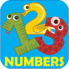 Numbers-Toddler Fun Education App by GameNICA