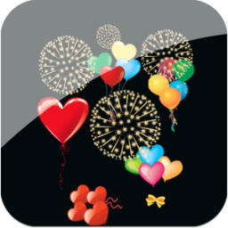 Fireworks Baby Balloon Pop App by GameNICA
