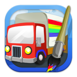 Coloring: Trucks App by Jdlope83