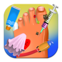 Nail Games Doctor App by Jdlope83