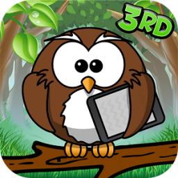 Third Grade Learning Games App by Kevin Bradford