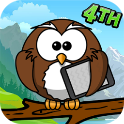 Fourth Grade Learning Games App by Kevin Bradford