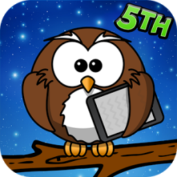 Fifth Grade Learning Games App by Kevin Bradford