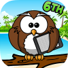 Sixth Grade Learning Games App by Kevin Bradford