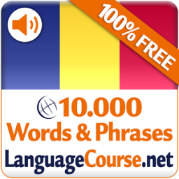 Learn Romanian Words Free App by LanguageCourse.Net