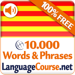 Learn Catalan Words Free App by LanguageCourse.Net