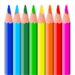 Coloring Book App by playground