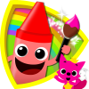 Kids Coloring Fun App by SMARTSTUDY