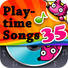 35 Playtime Songs App by SMARTSTUDY