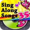 35 Sing Along Songs App by SMARTSTUDY