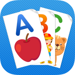 ABC Flash Cards for Kids Game App by TeachersParadise.com