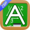 123s ABCs Kids Handwriting ZBP App by TeachersParadise.com