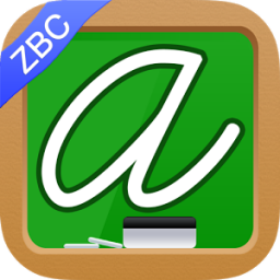 ABCs Kids Tracing Cursive ZBC App by TeachersParadise.com