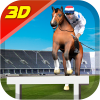 Horse Racing 3D 2015 Free App by YFT INDIA
