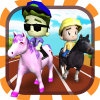 Horse Racing 3D (Kids Edition) App by YFT INDIA