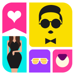 Icon Pop Quiz App by Alegrium